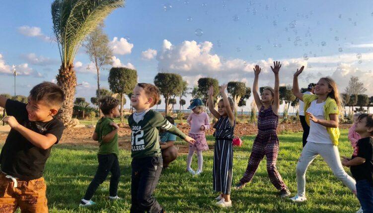 kids fun day thalassa