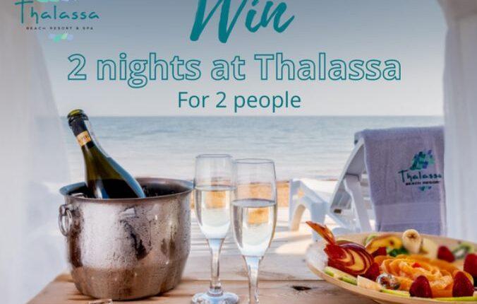 thalassa free two night stay
